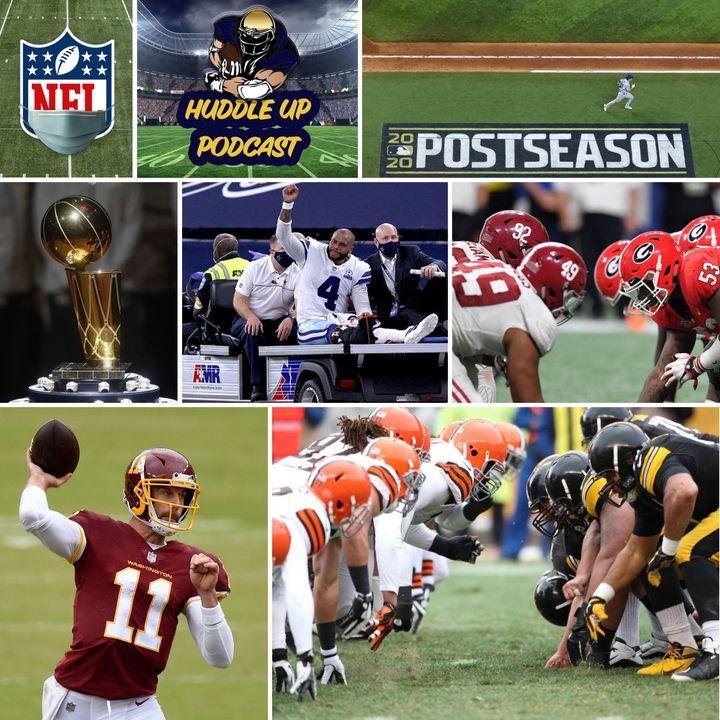 Sports Giveth & Sports Taketh - October 13, 2020