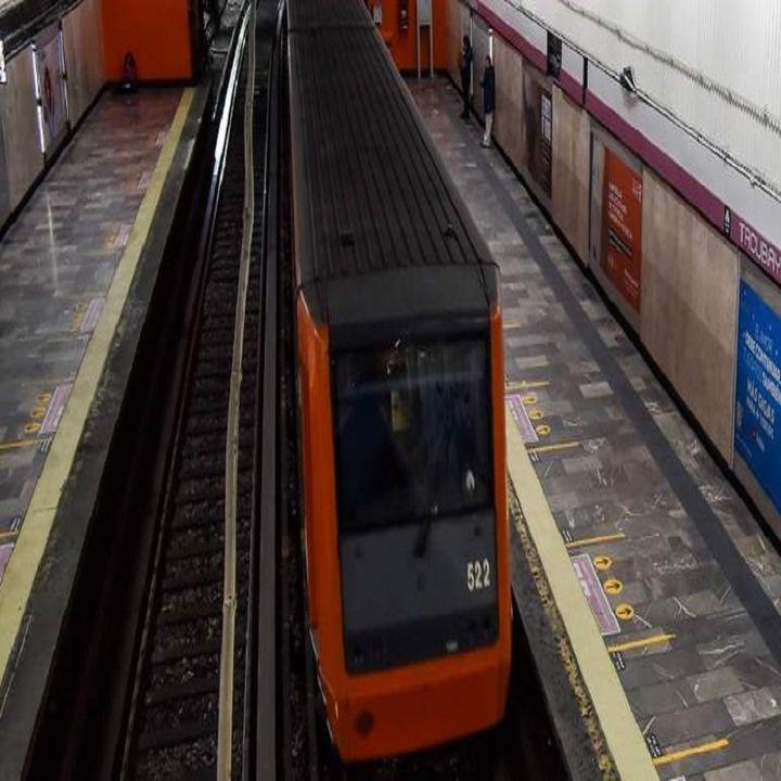 Esta noche se realizarán pruebas en la Línea 1 del Metro