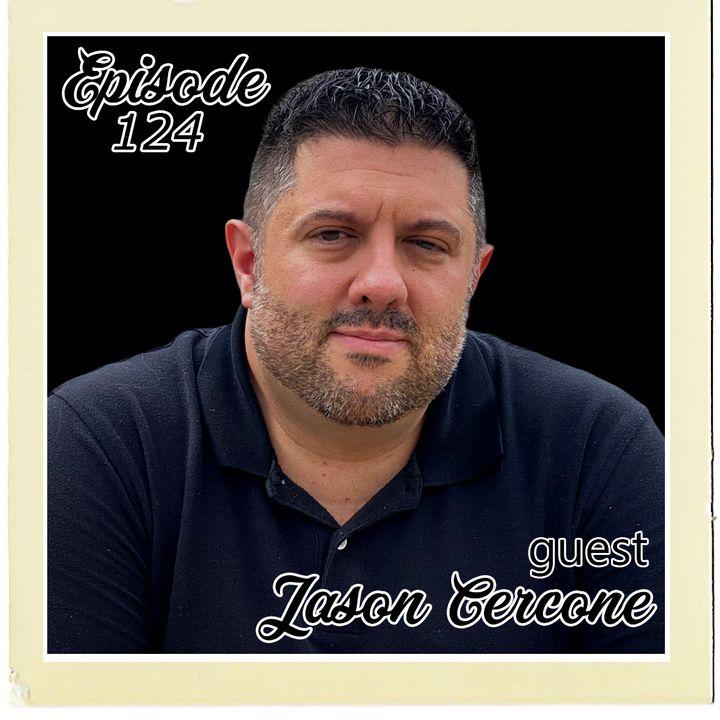 The Cannoli Coach: Pod Theory w/ Jason Cercone   Episode 124