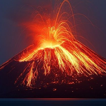 Episodio 7 - La potenza dei vulcani - Parte 1