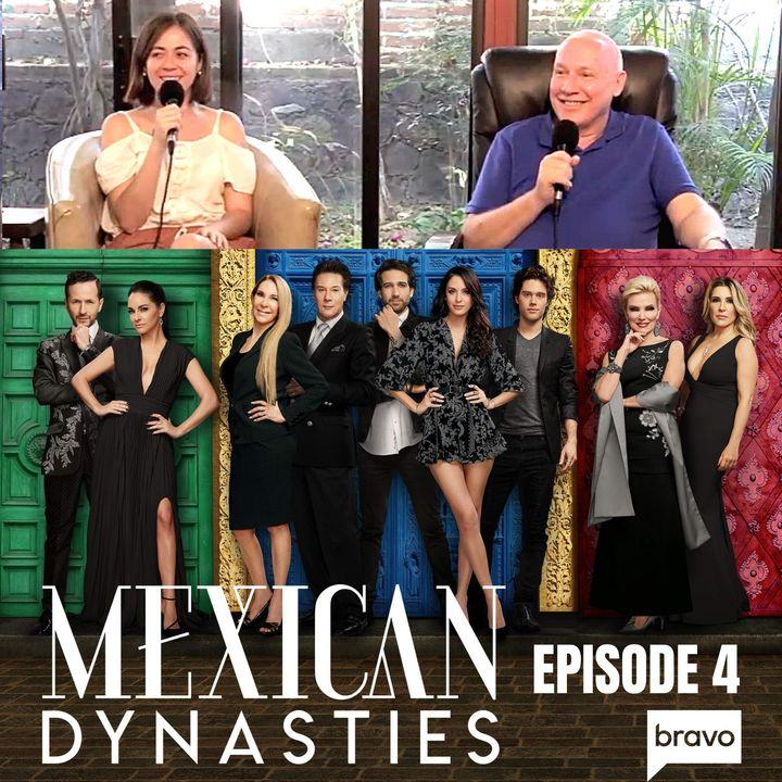 """Tv Episodio 4 de Dinastías Mexicanas """"Una familia fracturada"""" - Comentario de David Hoffmeister con traducción al español"""