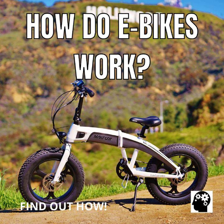 How Is The Mechanics Of An E-bike?