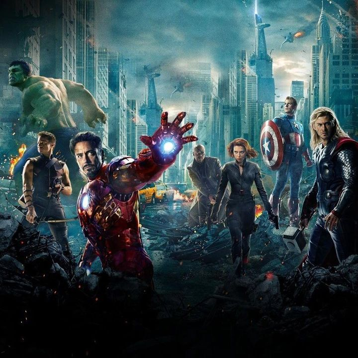 Ep1 - The Avengers (2012)