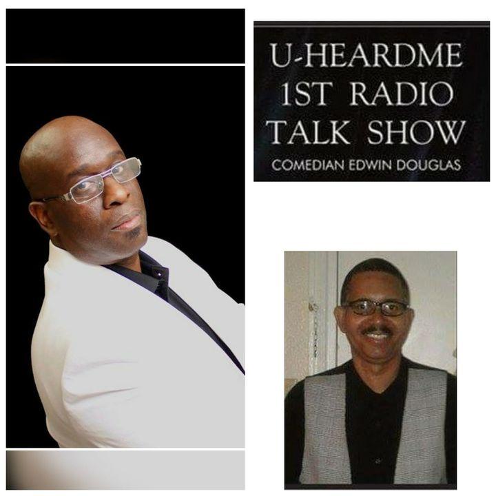 Uheardme 1ST RADIO TALK SHOW - Richard Lynch - Cancer Survivor