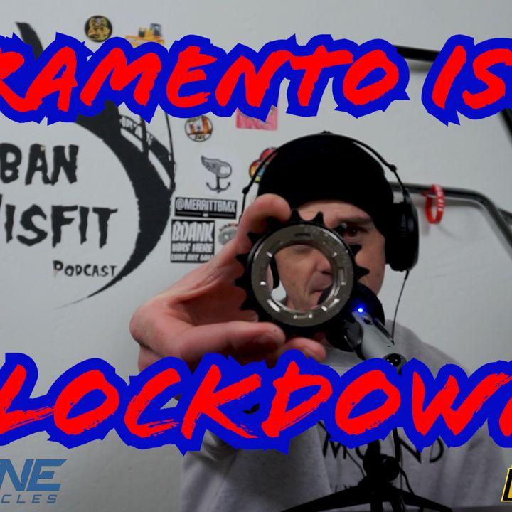 UMP Bikelife Ep. #024   Sacramento on Virus lock down!   hydro dip   ROS freewheel  
