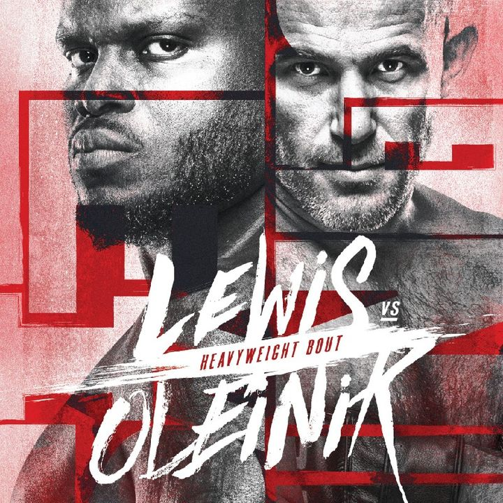 Preview Of UFCVegas6 Headlined By Derrick Lewis - Aleksei Oleinik In Big Heavyweight Fight Live On ESPN+