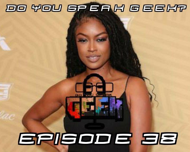 Episode 38 (Comic-Con@Home Schedule, Javicia Leslie, Xbox Series X Event, and more)