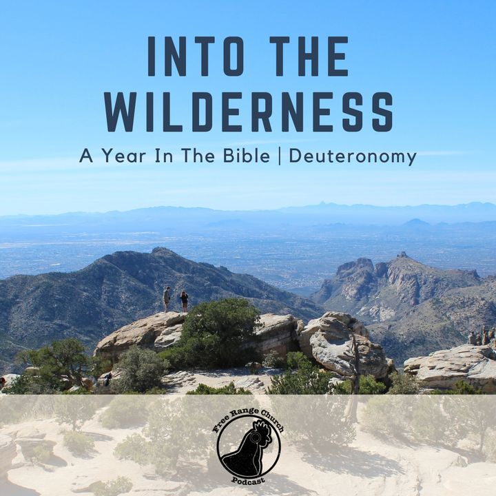 Into The Wilderness | Jesus, Don't Take The Wheel... - Deuteronomy 7