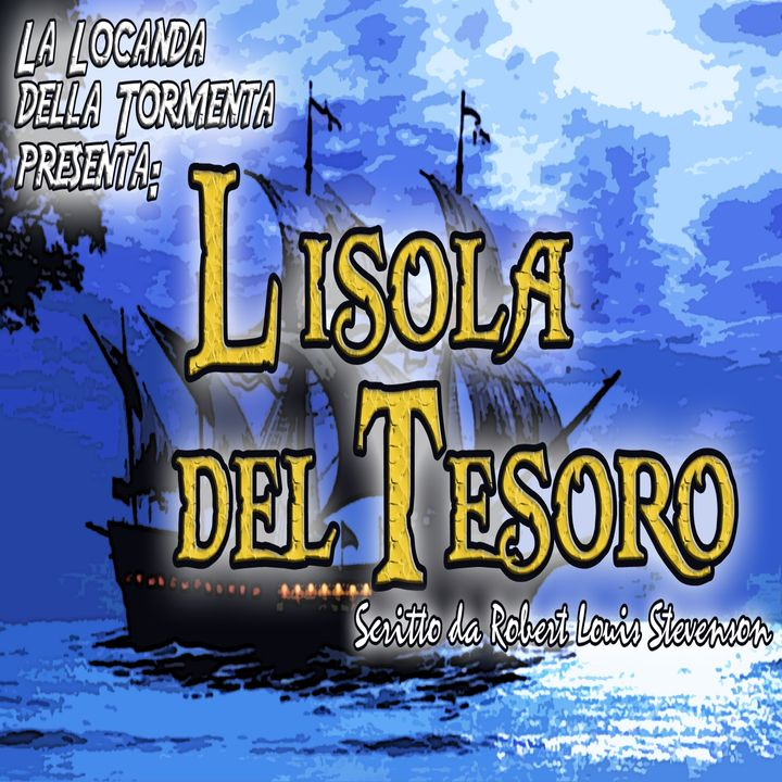 Audiolibro L'isola del Tesoro - R.L. Stevenson