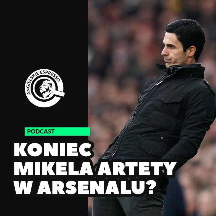 Koniec Mikela Artety w Arsenalu?