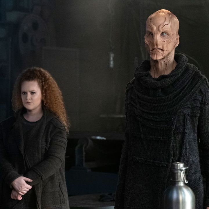 "120: STAR TREK: DISCOVERY S3E2 ""Far From Home"""