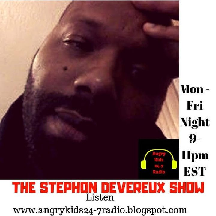 WAP, Drop And Roll - The Stephon Devereux Show