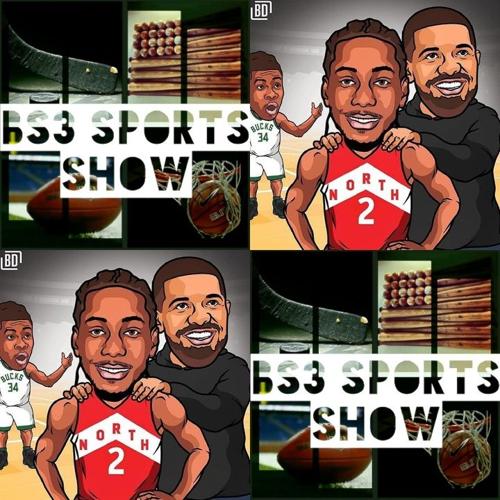 """BS3 Sports Show - """"That Monkey Almost Off"""""""