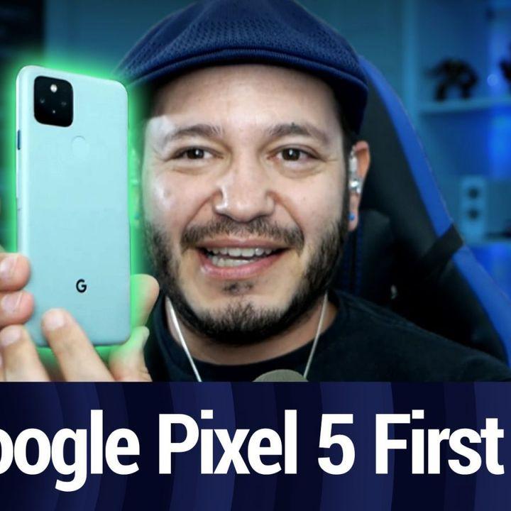 Google Pixel 5 Hands-On   TWiT Bits