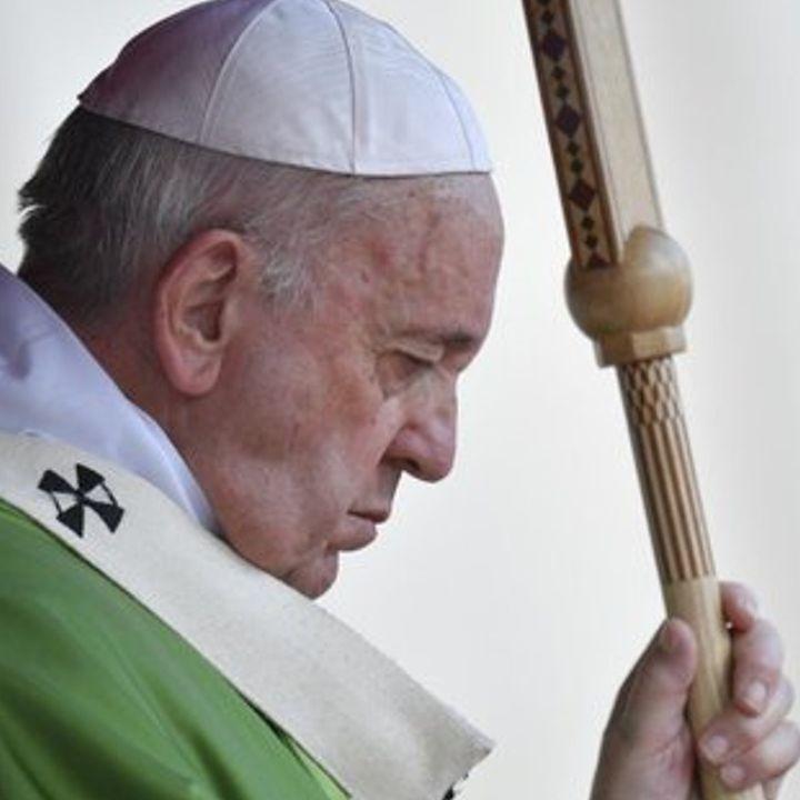 Papa critica a países que se niegan a recibir refugiados