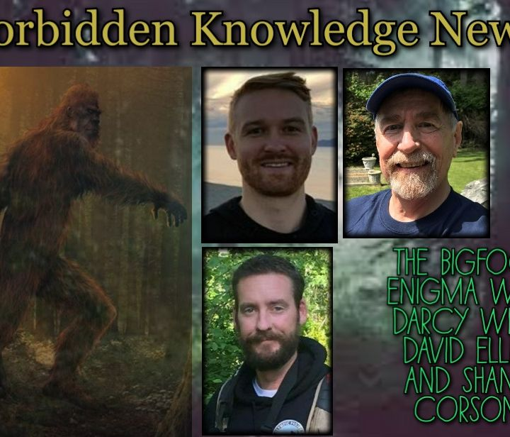 The Bigfoot Enigma with Darcy Weir, David Ellis, and Shane Corson