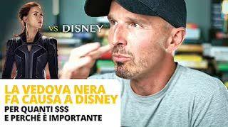 La vedova nera fa causa a Disney per quanti $$$ e perchè è importante