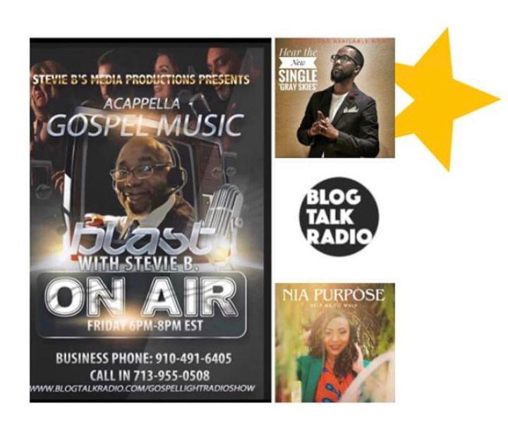 Stevie B's A Cappella Gospel Music Blast - (Episode 164)
