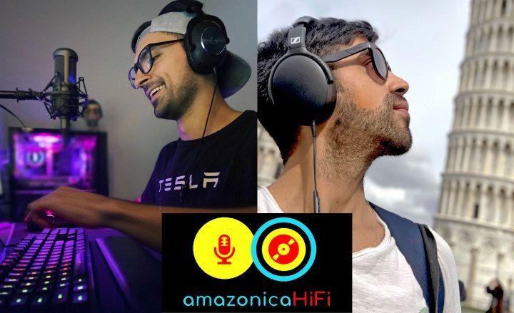 Amazonica Hi-Fi #2 El Rock en los tiempos del Covid
