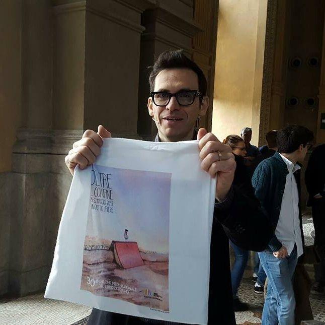 Café Bleu - Conferenza Stampa di SalTO30
