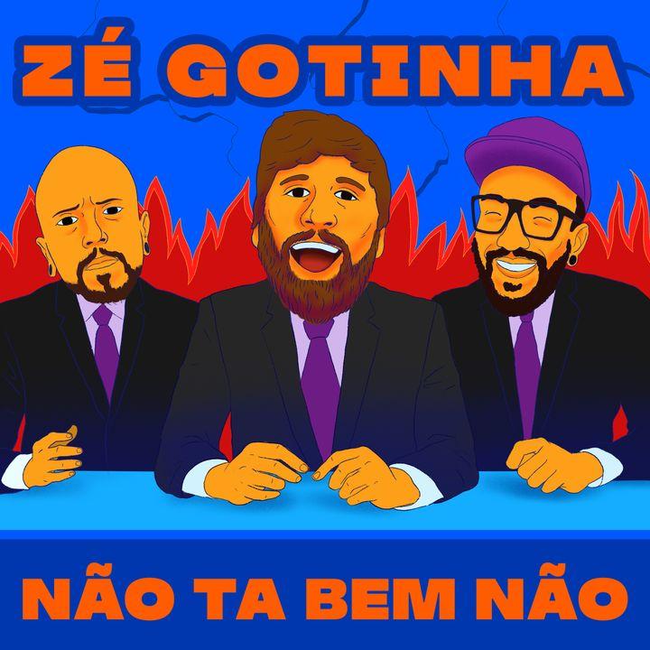 Zé Gotinha dos mares