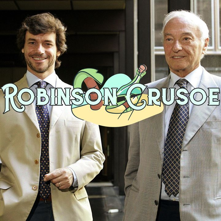 Robinson Crusoe del 17-03-19 - #CasaAngela