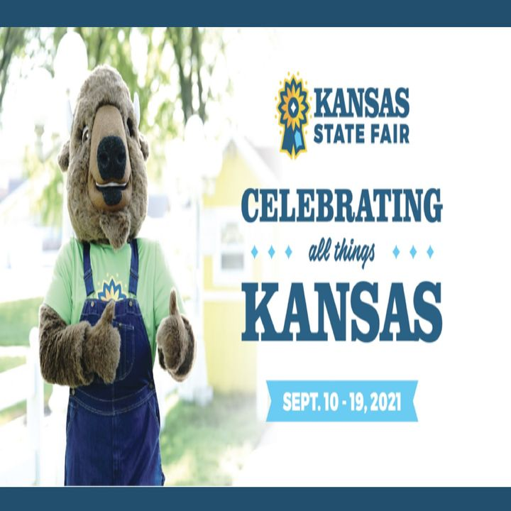 Kansas State Fair 2021 preented by Countyfairgrounds
