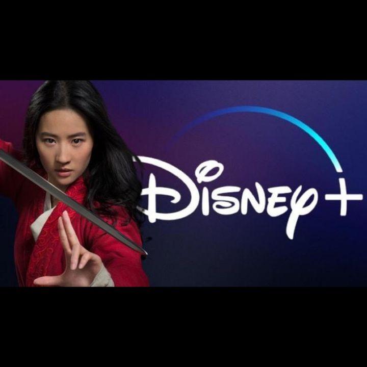 Mulan to Disney+, More to Follow? - Gorilla and The Geek Episode 25