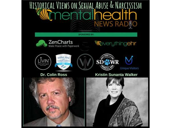 Historical Views on Sexual Abuse & Narcissism with Dr. Colin Ross