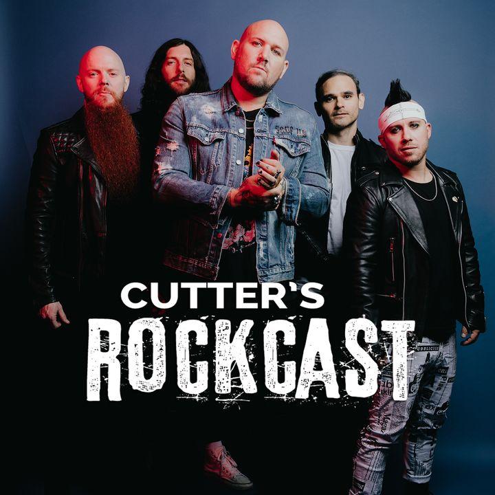 Rockcast 235 - Brandon Saller of Atreyu