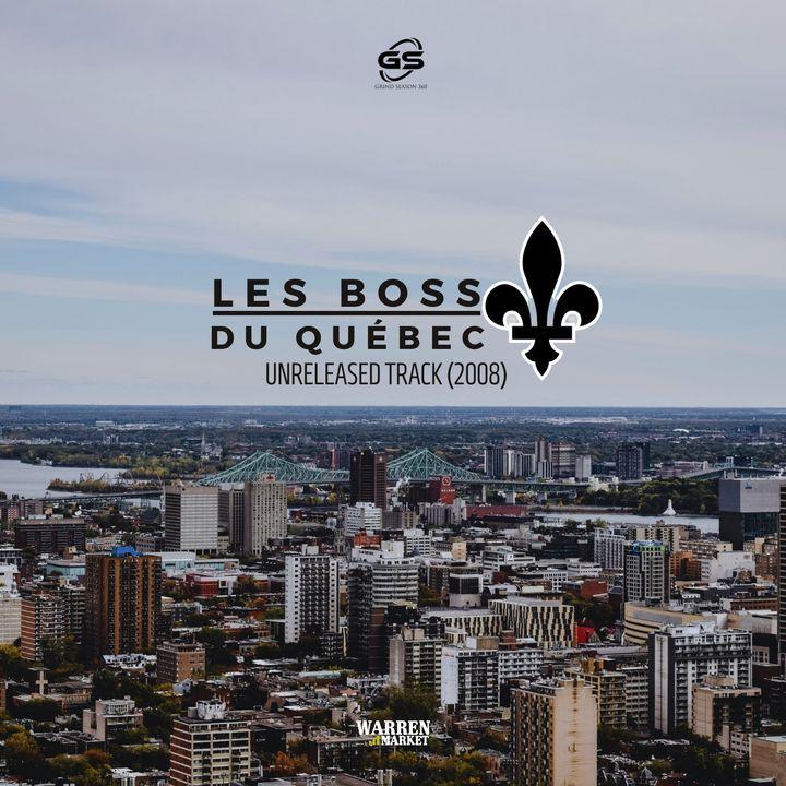 Boss Du Quebec 2008 - Various artists - 18 ans de LARUEPARLEcom Media