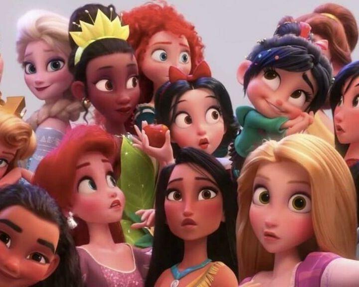 Princesas Al Ataque