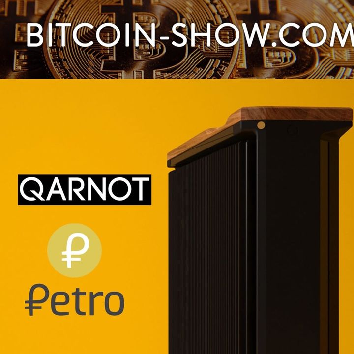 Radiateur en crypto, Petro et Etherbots: Bitcoin show 13