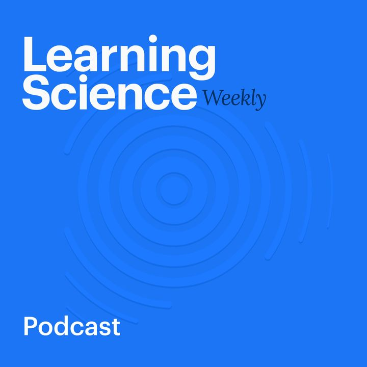 Episode 9: Taking an evidence-informed approach to training with Mirjam Neelen
