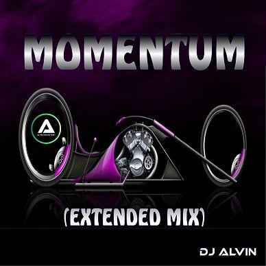 DJ Alvin - Momentum (Extended Mix)