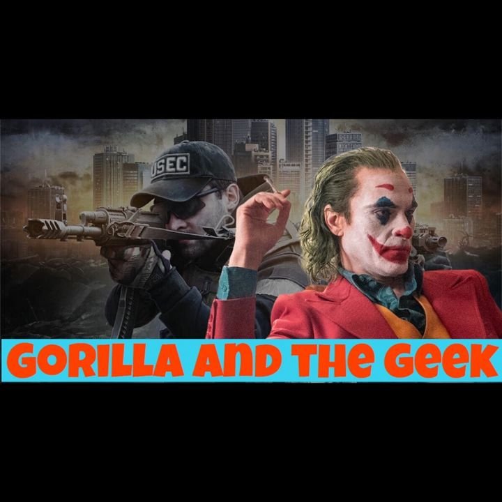 Escape from Declining - Gorilla and The Geek Episode 8