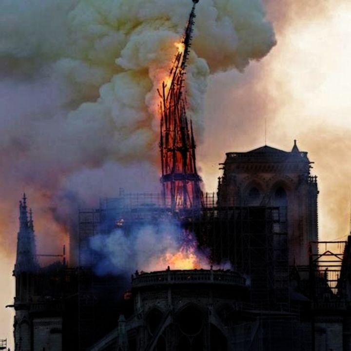La restauración de Notre Dame: Jose Enrique Ruíz-Doménec.