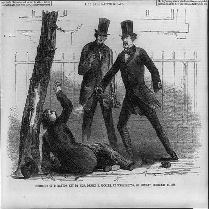 The Assassination of Philip Barton Key