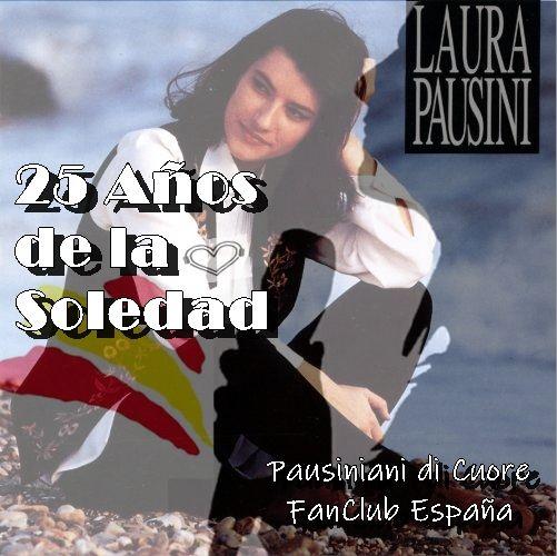 25 aniversario de Laura Pausini en España