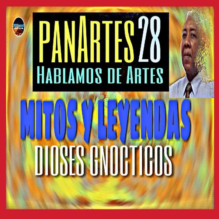 Mitos Y Leyendas 01 Show PanArtes 28: EL GENESIS DE LOS DIOSES PRIMOGÉNITOS
