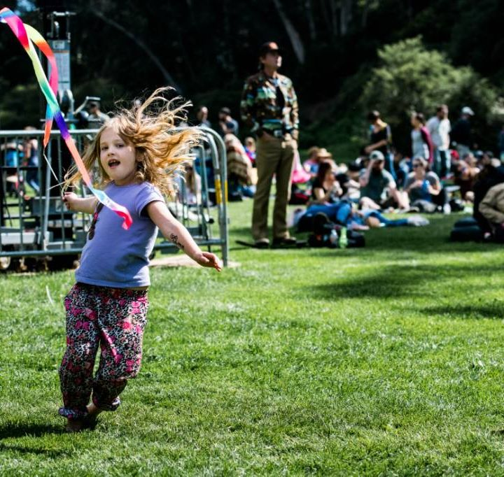 A Whiff of Golden Gate Park with the Blues & Rock.
