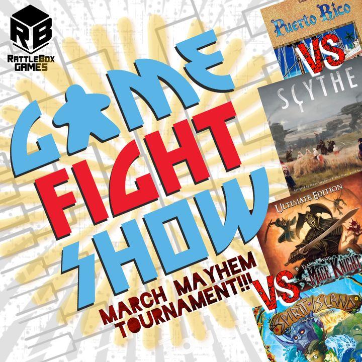March Mayhem Tournament 2021- Day Six