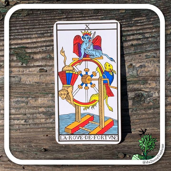 10. La Ruota di Fortuna. Di naufragi, empasse e di chi girerà la manovella.