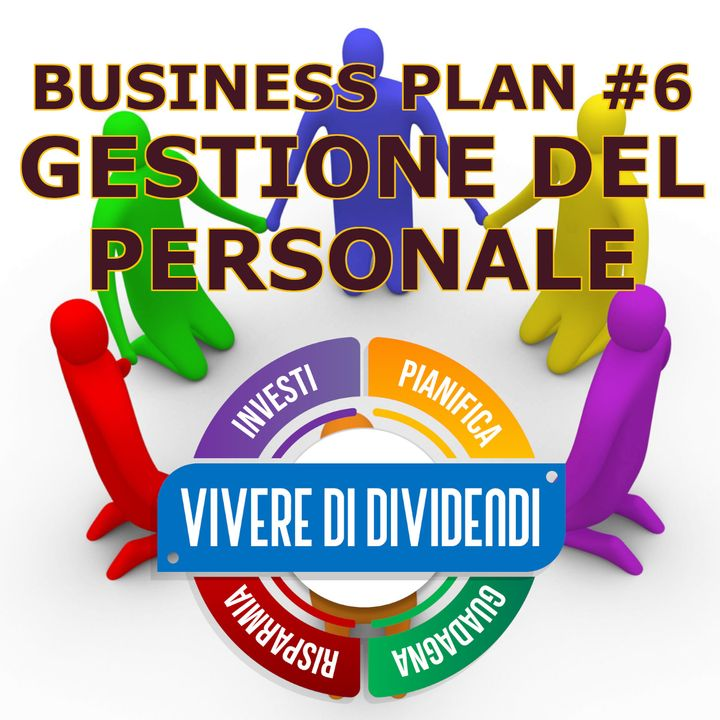 Business Plan Lezione 6 Getione del personale