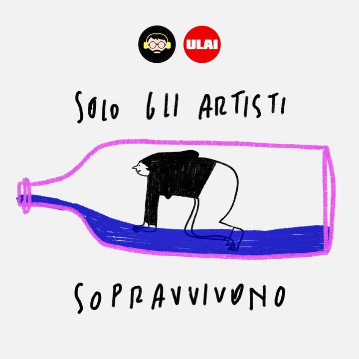 Solo gli artisti sopravvivono   Trailer