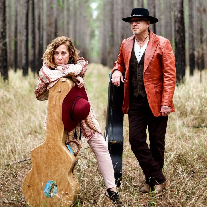 5-time CMA nominee Americana duo Ten Penny Gypsy is my very special guest!