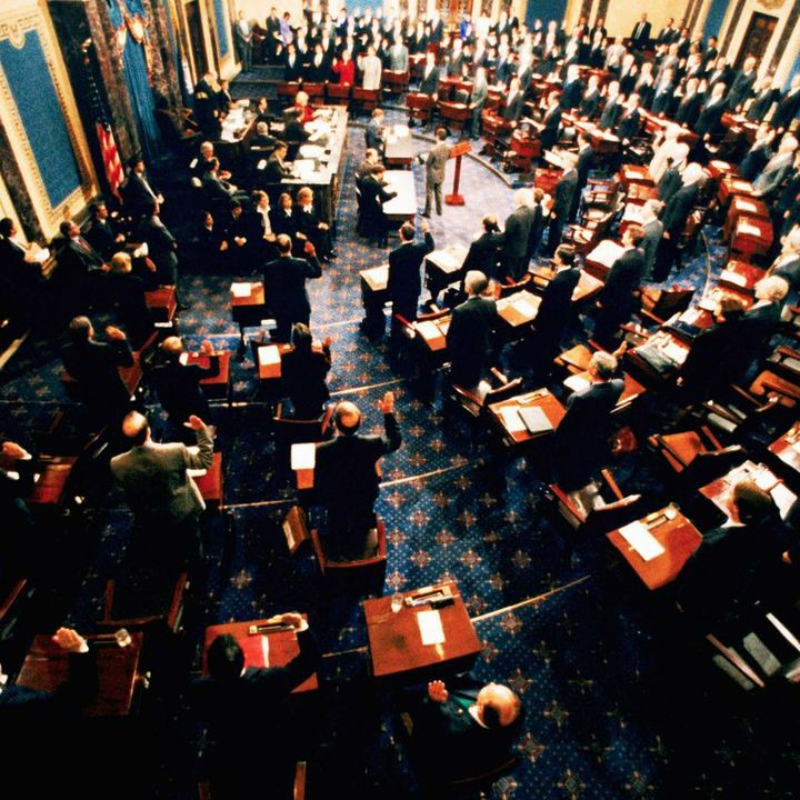 Senators in an Impeachment Trial That They Were not Jurors +