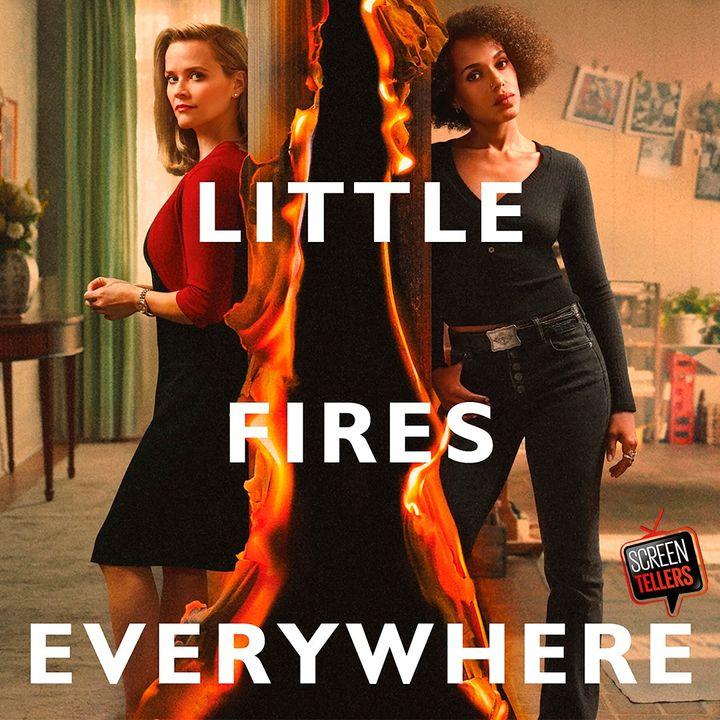 Little Fires Everywhere: core de mamma!