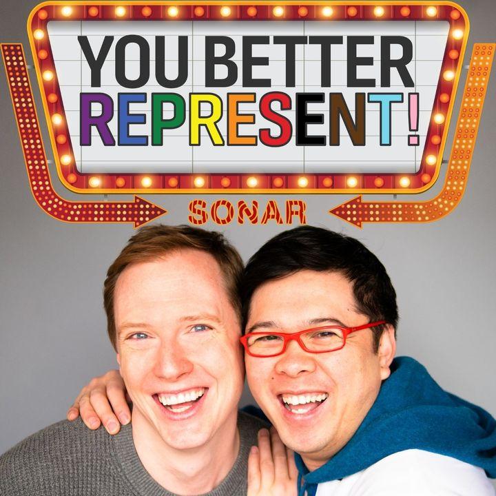 You Better Represent!
