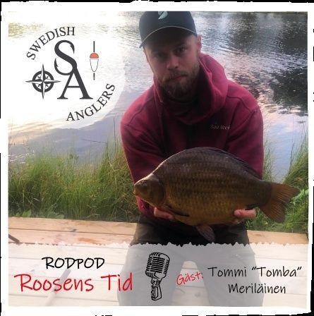 Swedish Anglers RodPod - Roosens Tid avsnitt 1